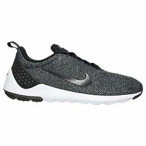 New Nike Lunarestoa 2 Se Men's Shoes Sz 9 Black Grey White 821772 001 In Box nike UK