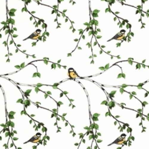 Cortinas-Tejido sueco-glantan Verde Blanco Amarillo-plisado del lápiz, Ojal Ojal Ojal 25d524