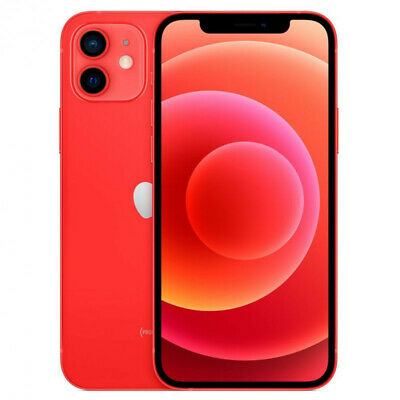 Apple iPhone 12 128GB Libre Smartphone Rojo