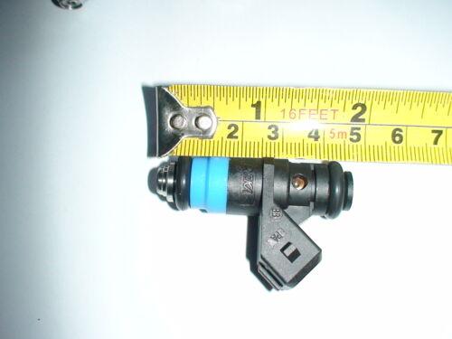 2 New Genuine Siemens Deka Fuel Injector 60lb 630cc 60# short pico 34mm