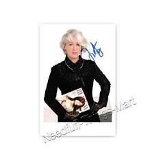 Meryl Streep - Actress | Producer -  Autogrammfotokarte laminiert [A3] 