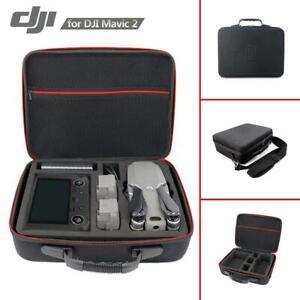 taille 40 8f3c2 263f2 Détails sur Pour DJI Mavic 2 Pro Zoom Sac À Bandoulière Pour Sacoche De  Drone Et Contrôleur