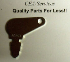 (1) Key Fits Old Case John Deere Massey Ferguson Baraga Lift Terramite 83353 A4