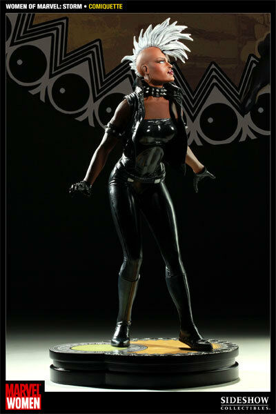 Sideshow Collectibles Storm Marvel Statue Statue Statue X-Men rogue Damens figure ac616a