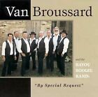 By Special Request by Van Broussard (CD, Gonzales Music)
