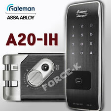 Keyless Lock Gateman iREVO A20-IH Smart Doorlock HookType Ultra Slim Pin+RFID