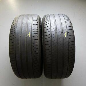 2x-Michelin-Primacy-3-245-50-r18-100y-pneus-d-039-ete-Runflat-Dot-4316-4-5-mm