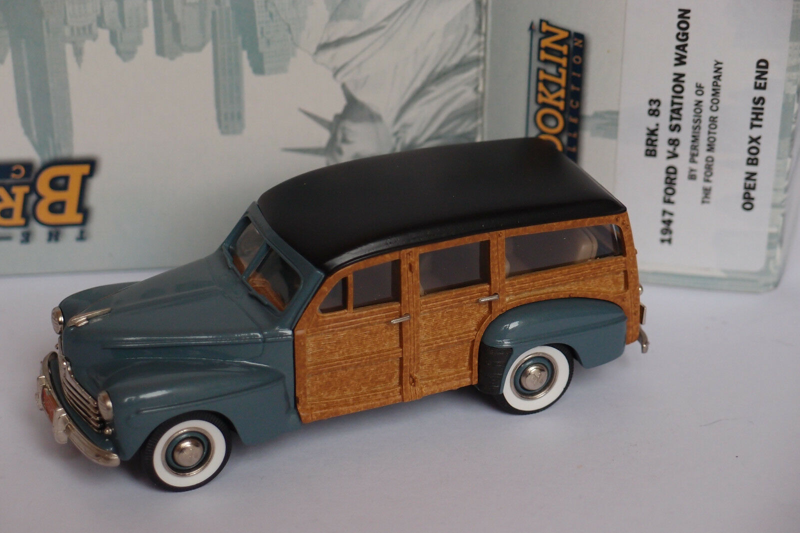 Brooklin brk - 83 1947 ford - kombi 1   43
