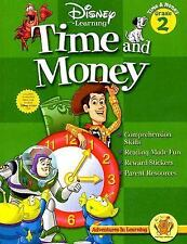 Disney Learning Time and Money: Grade 2 (Adventures in Learning)