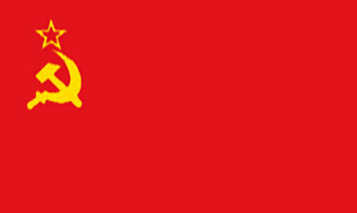 russische UDSSR Fahne Russland Flagge rote USSR flag Fahnen 90x150 Soviet Sowjet