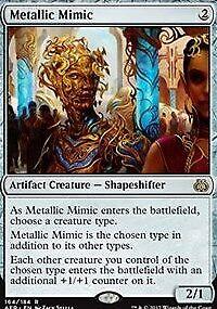 MTG-Metallic-Mimic-Aether-Revolt-Rare-NM