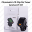 thumbnail 7 - Guitar Tuner LCD Clip-On Chromatic Tuner Ukulele Violin Bass Banjo + 3 Batteries