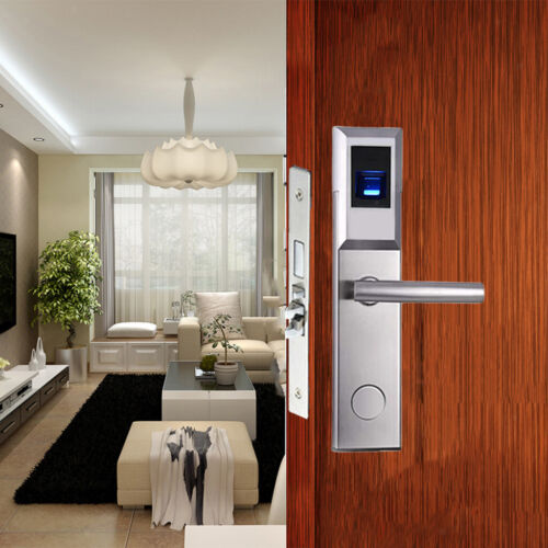 RFID Karte elektronische Türschloss intelligente Hotelzimmer Fingerabdruck