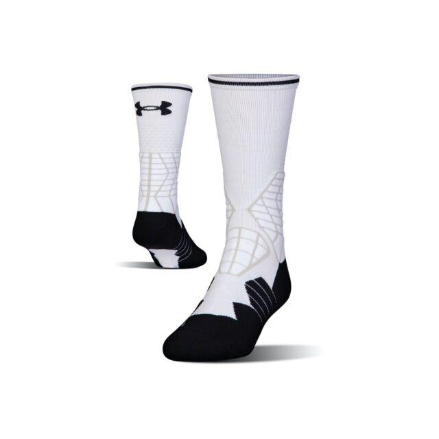 1-Pair Under Armour Youth Football Crew Socks
