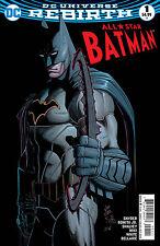 ALL STAR BATMAN #1, New, First print, DC REBIRTH (2016)