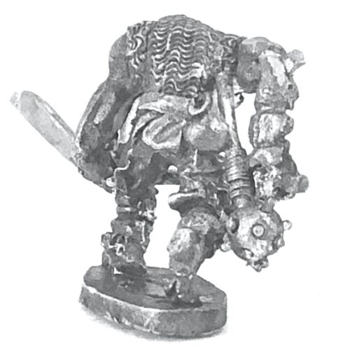Orc Glaive Warhammer Fantasy Armies 28mm Unpainted Wargames