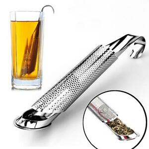 Pipe-Shape-Stainless-Steel-Tea-Infuser-Herbal-Spice-Filter-Diffuser-Tea-Strainer