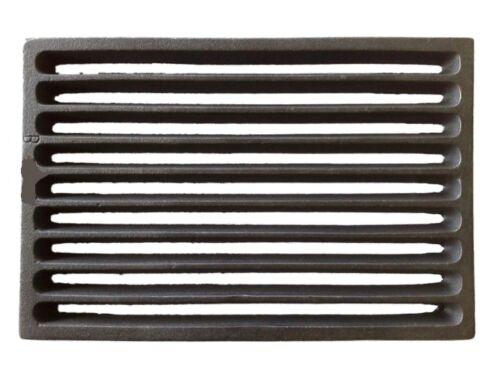 herdrost 17 x 30 cm hierro fundido la parrilla horno óxido óxido Fuego óxido