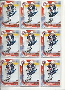 Lot-of-1000-One-thousand-15-16-Upper-Deck-UD-Nicolas-Petan-RC-NHCD-10-Card