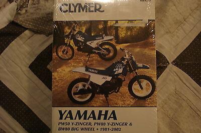Clymer Yamaha Manual M492-2