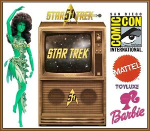 Barbie-Star-Trek-VINA-Doll-50th-Anniversary-SDCC-2016-Comic-Con-Edition-The-Cage