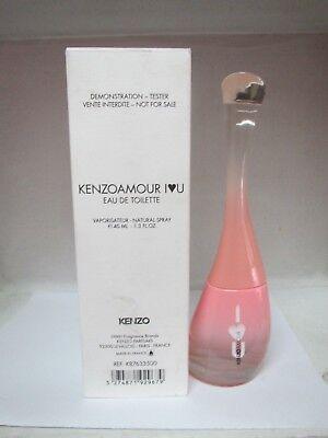 Kenzo You Ml 3 Amour Fl TesterEbay Spray I 1 De Love Eau Toilette Oz40 SpqMUzV