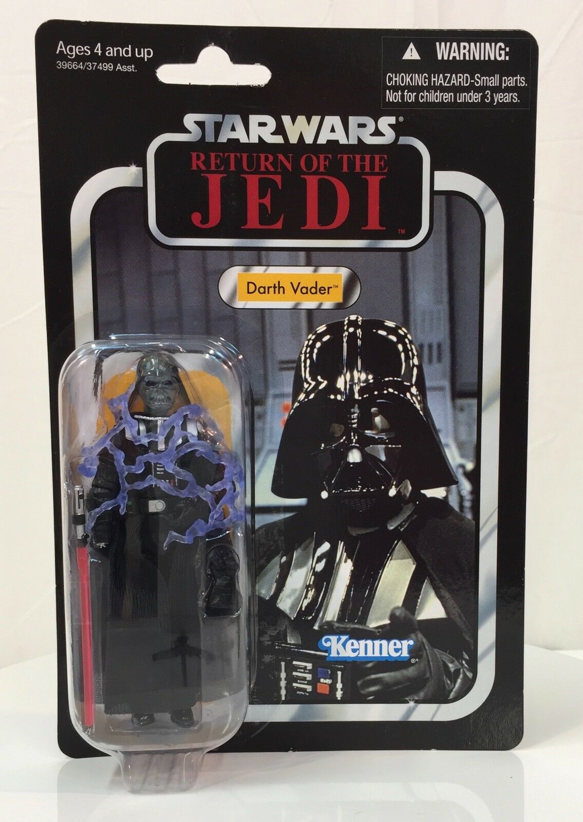 Star Wars The Vintage Collection VC115 Darth Vader 2012 Return of The Jedi