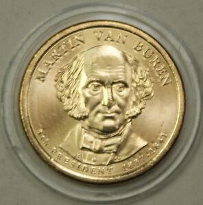 2008 Andrew Jackson Presidential Dollar Coins BU UNC P Mint Mark