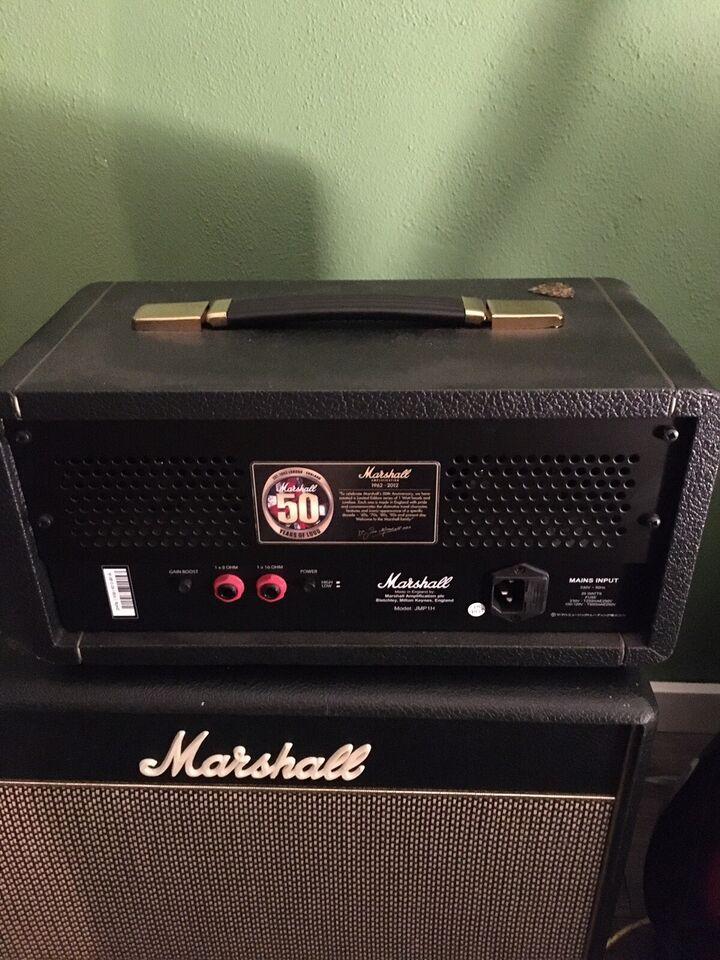 Guitarforstærker, Marshall Jmp1h, 1 W