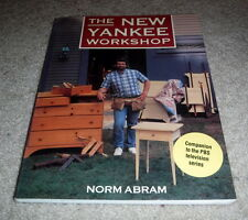 The New Yankee Workshop by Norm Abram (1989)-box 21