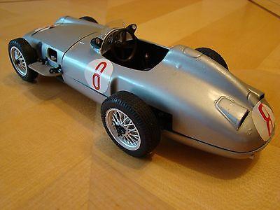 1/16 Mercedes Benz F1 Rw 196 Grand Prix Auto Fangio Moss 1955 1/18 Rara-mostra Il Titolo Originale Quell Summer Thirst