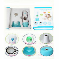 Hot Multi Function Baby Adult Body Ear Forehead Infrared Ir Digital Thermometer