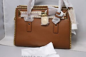 7d0a687012f1 Image is loading MICHAEL-Michael-Kors-Whipped-Hamilton-East-West-Satchel-
