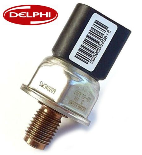 Fuel Rail Pressure Sensor LAND ROVER Discovery MK3 2.7TD   5WS40209
