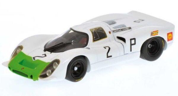 Porsche 908 K no. 2 Winner 1000km Nürnburgring 1968