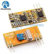 2pcs Rxb8 433mhz Superheterodyne Wireless Receiver Module For Arduinoavr