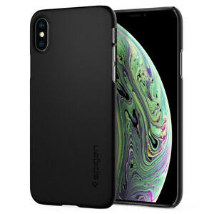 iPhone-X-XS-Spigen-Thin-Fit-Ultra-Slim-Lightweight-Protective-Case-Cover