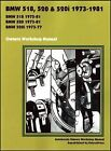 BMW 518, 520 & 520i 1973-1981 Owner's Workshop Manual by TheValueGuide (Paperback, 2009)