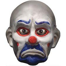 Deluxe Joker Clown Mask Child Boys The Dark Knight Halloween Costume Acessory