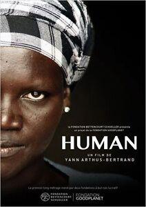 Affiche-40x60cm-HUMAN-Documentaire-2015-Yann-Arthus-Bertrand-NEUVE