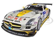 MERCEDES SLS AMG GT3 #23 ROWE RACING NURBURGRING 2013 1/18 MINICHAMPS 151133123