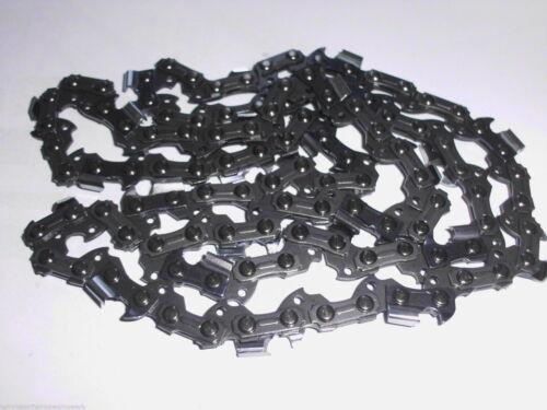 """2 x New Razor Sharp Chains Timberwolf  /& Chinese 20/"""" Petrol Chainsaws 76 DL 325/"""""""