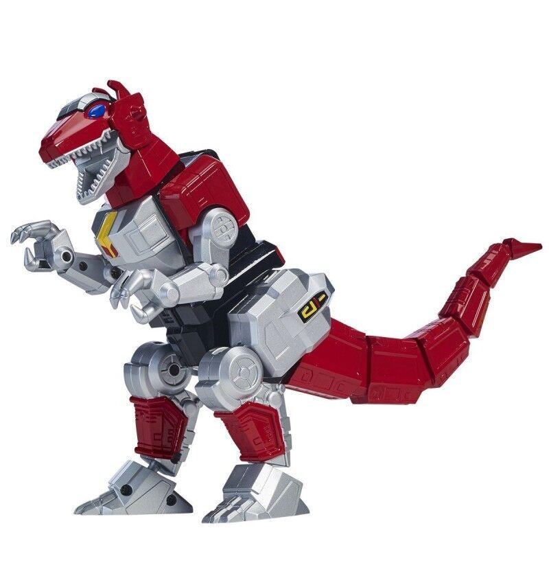Bandai Power Rangers - T-rex - Dinozord Tyrannosaure - Mighty Morphin Legacy