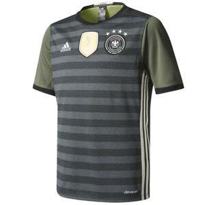 85021eb255bf9 Das Bild wird geladen adidas-Fussball-DFB-Home-Trikot-Deutschland-WM-4-