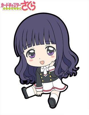 Movic Cardcaptor Sakura Clear Card Rubber Strap Charm School Uniform Kero-chan