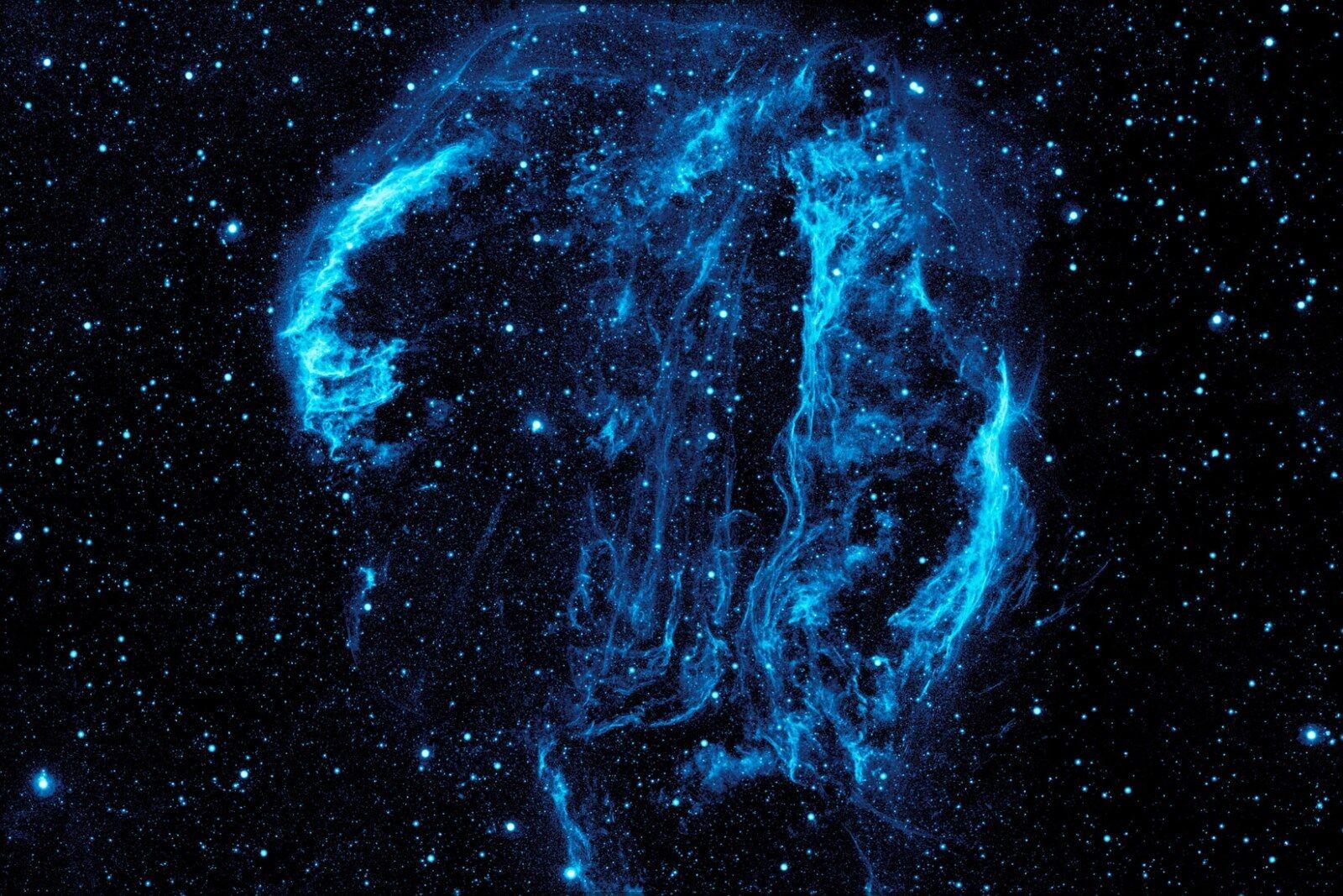 Poster, Molte Misure; Ultraviolata Immagine Cygnus Cygnus Cygnus Anello Nebulosa Galaxy c0acda