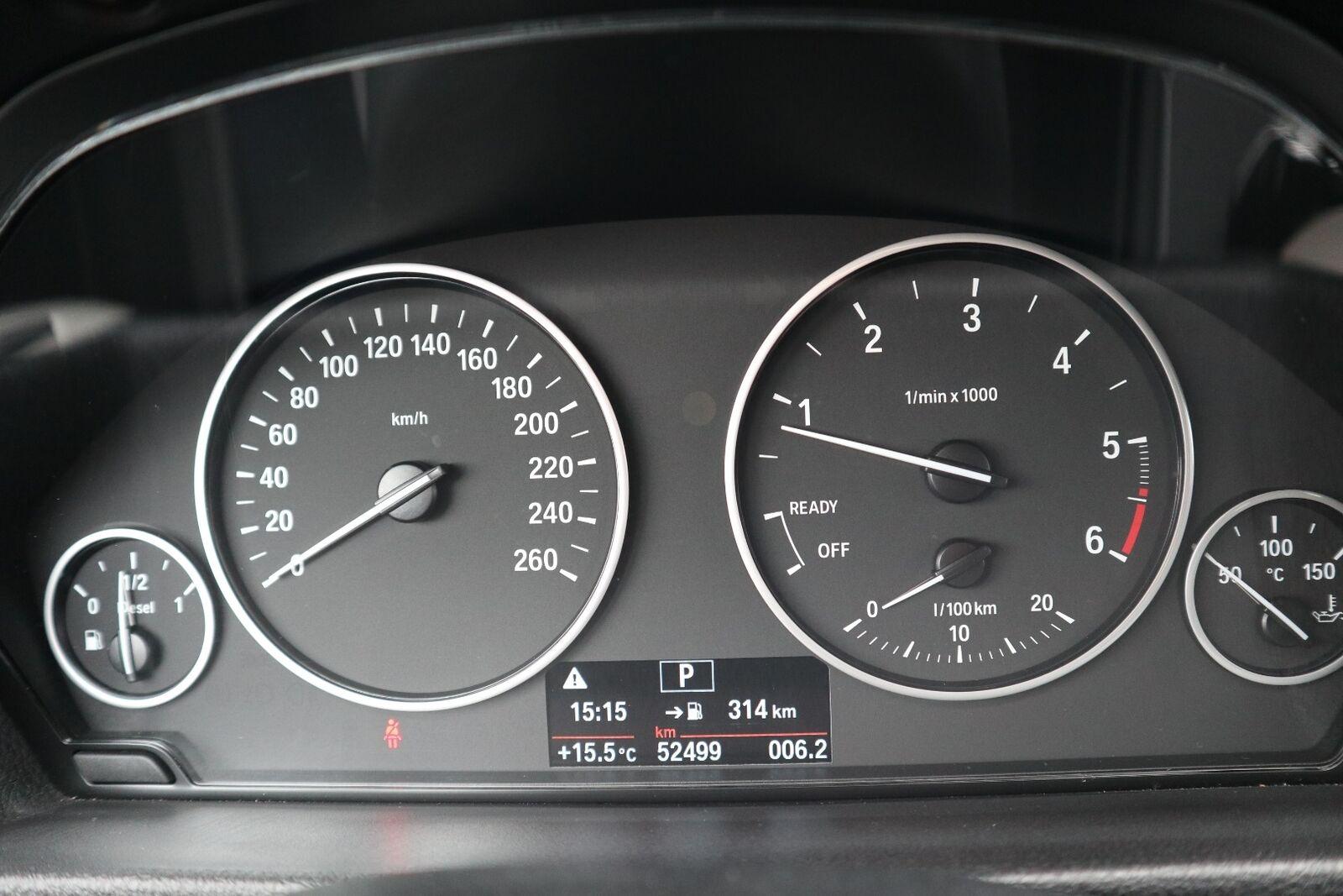 BMW 320d 2,0 Touring Advantage aut.