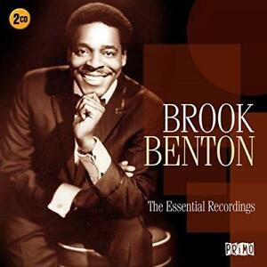 Brook-Benton-The-Essential-Recordings-NEW-2CD