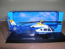 NewRay Eurocopter EC 135 / EC 135 Polizei Police  Hubschrauber Helicopter 1:100