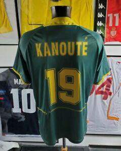 Maillot jersey trikot shirt maglia camiseta camisa mali fc seville kanoute L